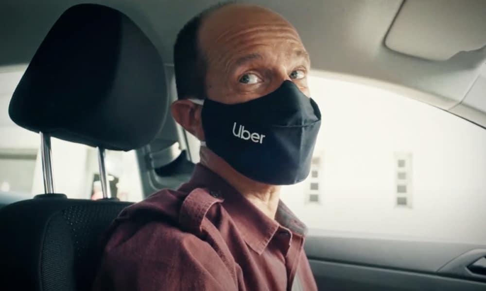 Uber pide uso de cubrebocas