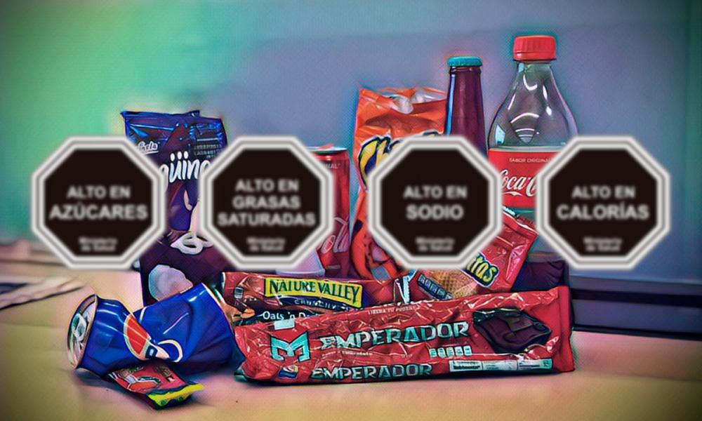 reformulación productos nuevo etiquetado