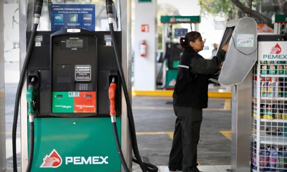 gasolineros volumetría
