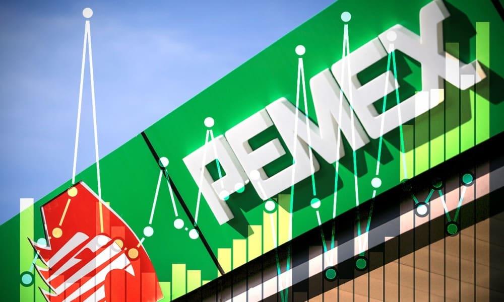 Pemex producción crudo