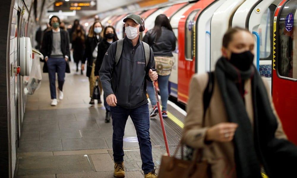 Reino Unido pandemia