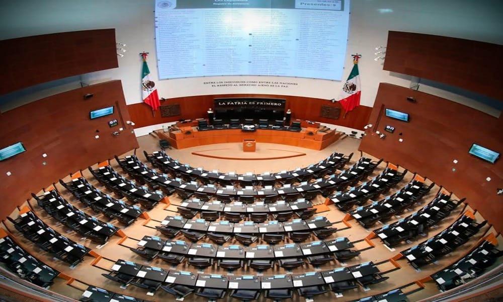 Senado Ley de Hidrocarburos