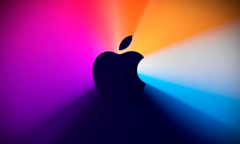 evento de lanzamiento Apple