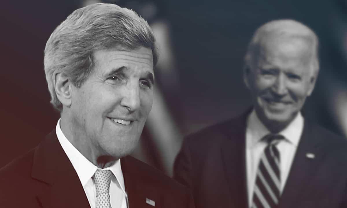 John Kerry Joe Biden