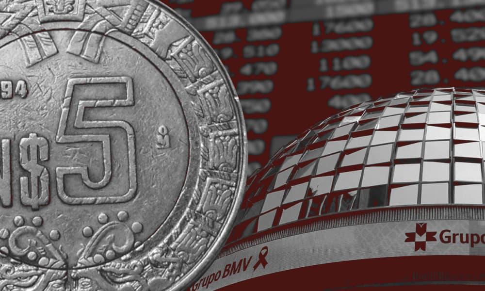 acciones 5 pesos