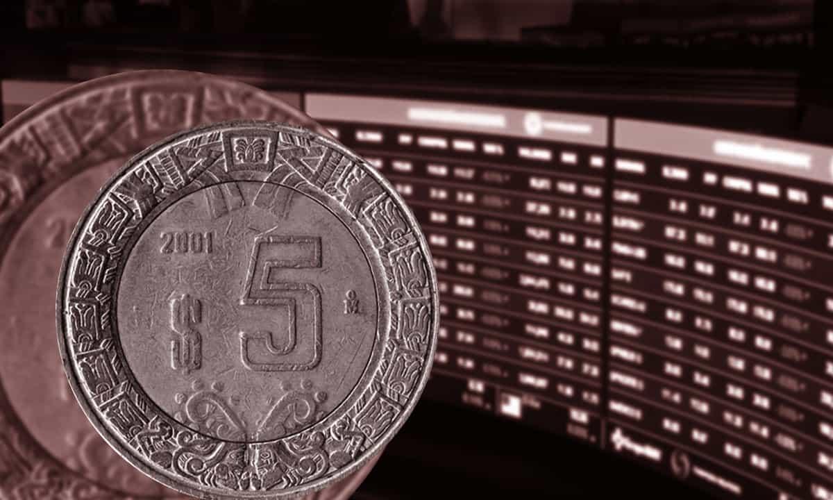 5 pesos 2020