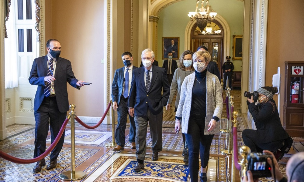 Republicano bloqueará la certificación de victoria de Joe Biden