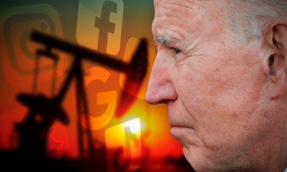 Petroleras Big Tech Joe Biden