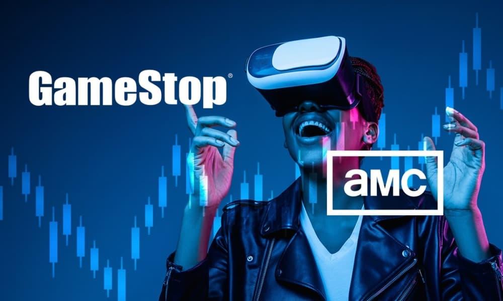 GameStop y AMC suben en bolsa