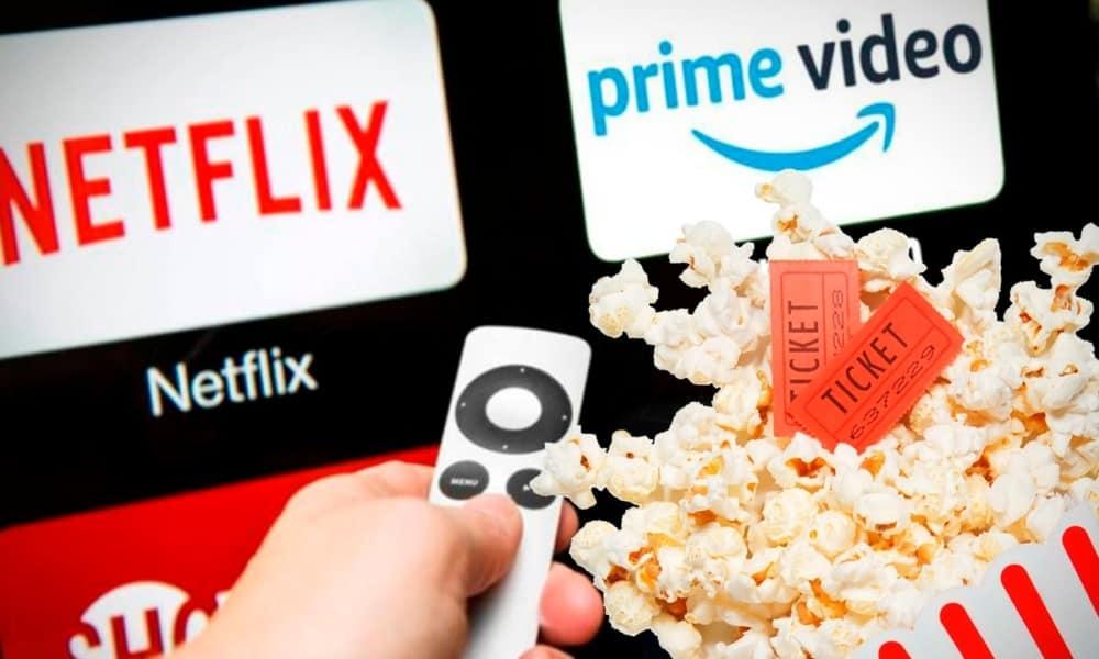 cine plataformas de streaming estrenos