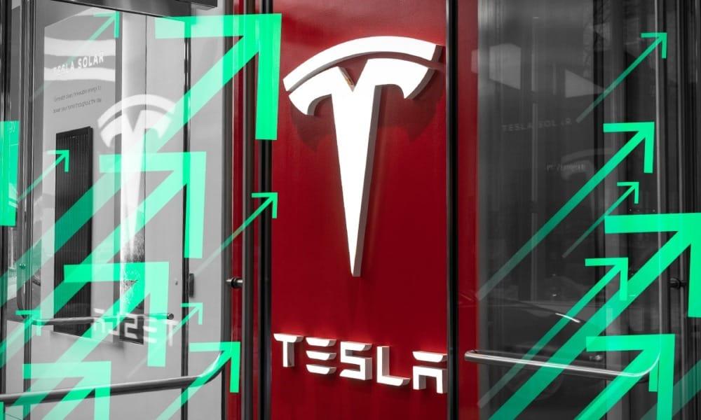 Ingresos Tesla