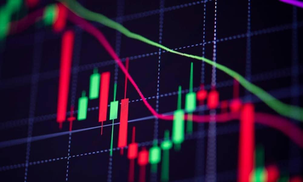Acciones en Wall Street caen