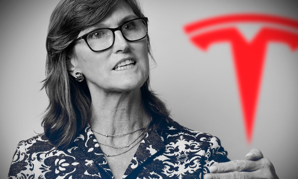 Cathie Wood Tesla