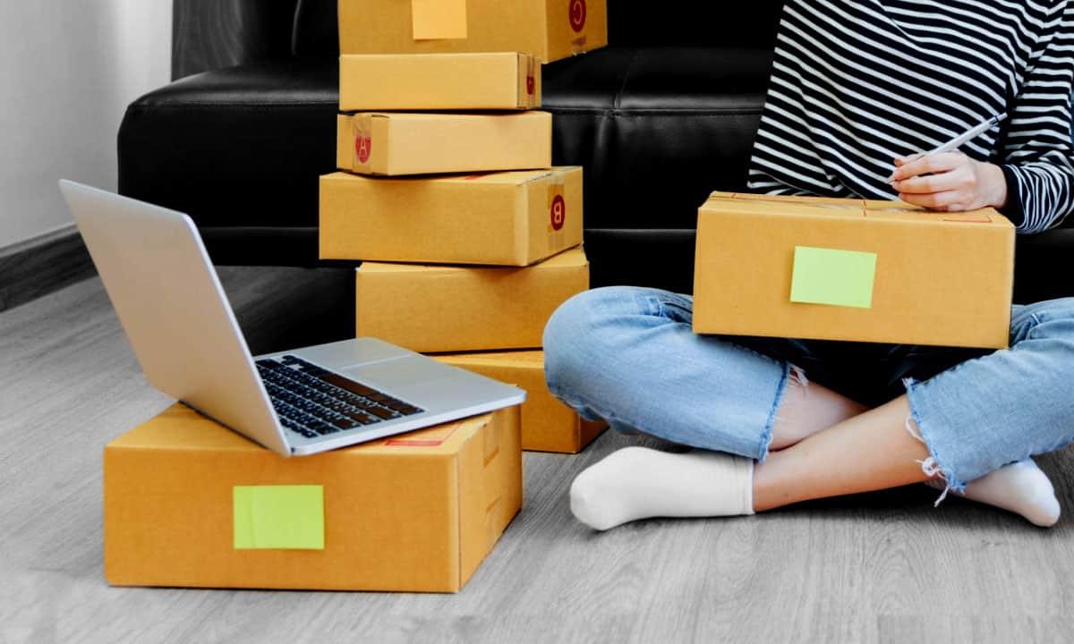 e-commerce logística pequeños negocios
