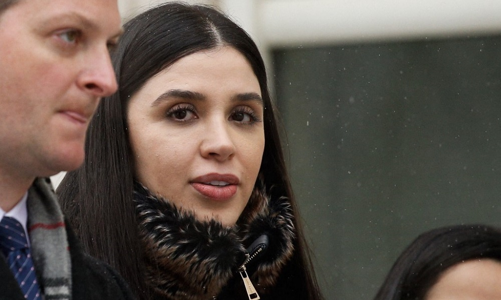Emma Coronel en 2019