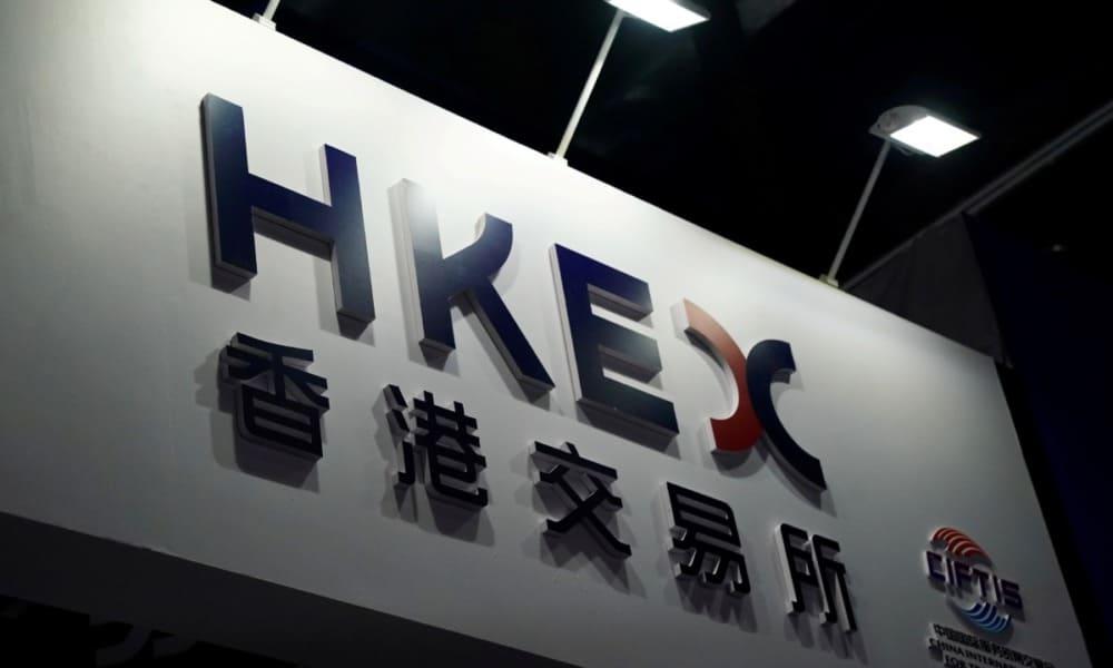 Hong Kong bolsa