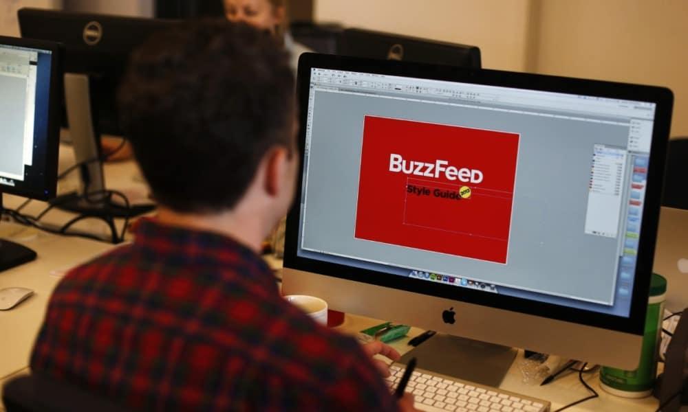 BuzzFeed SPAC