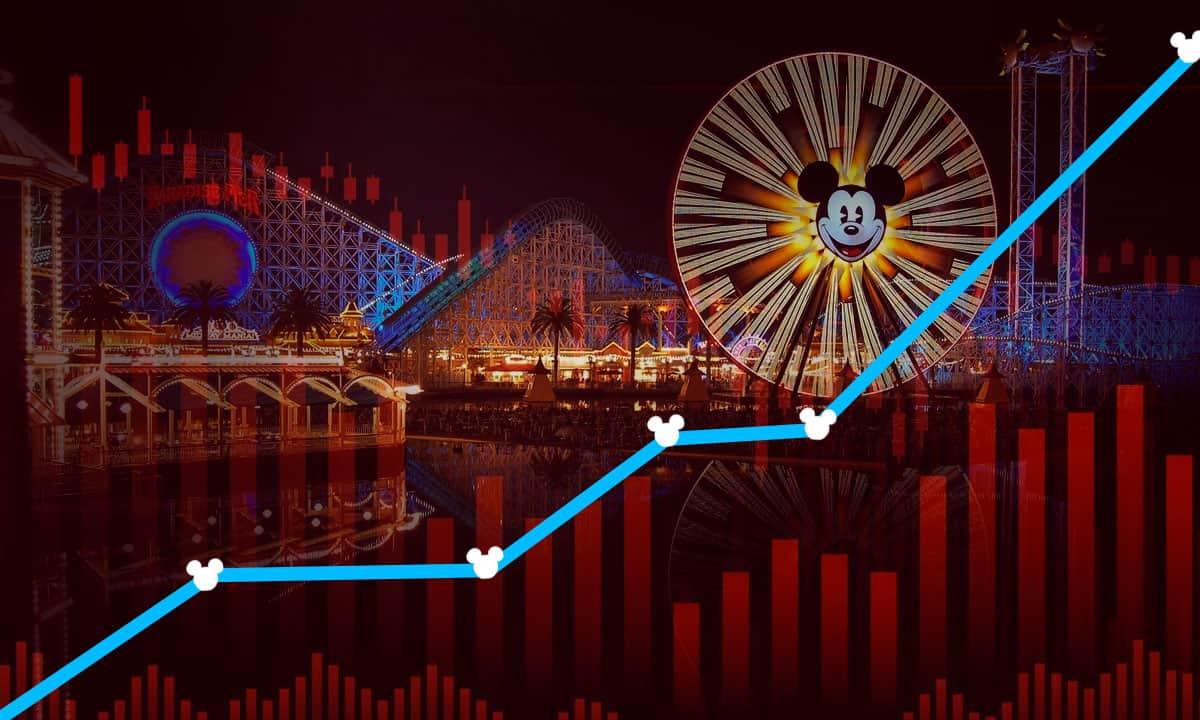 Acciones de Disney suben