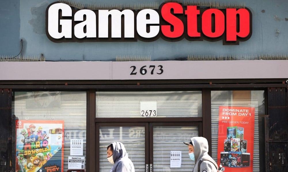 GameStop comercio electronico