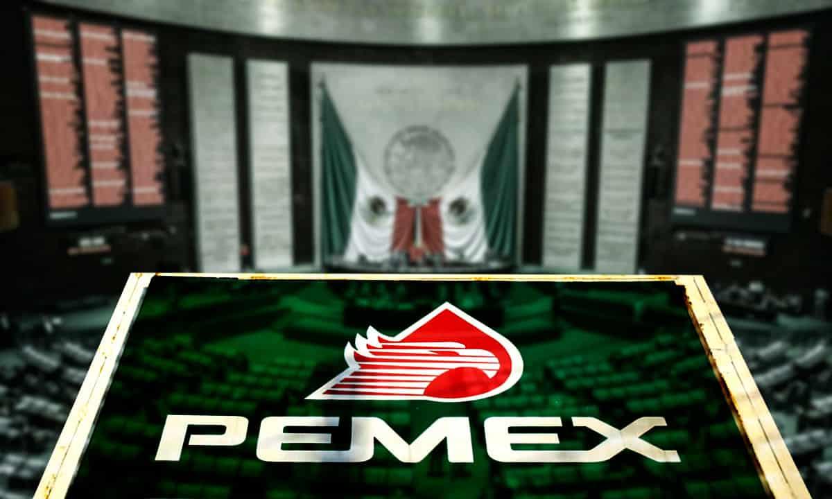 Pemex asimetría