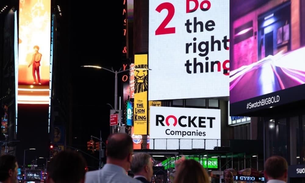 Rocket Companies acciones