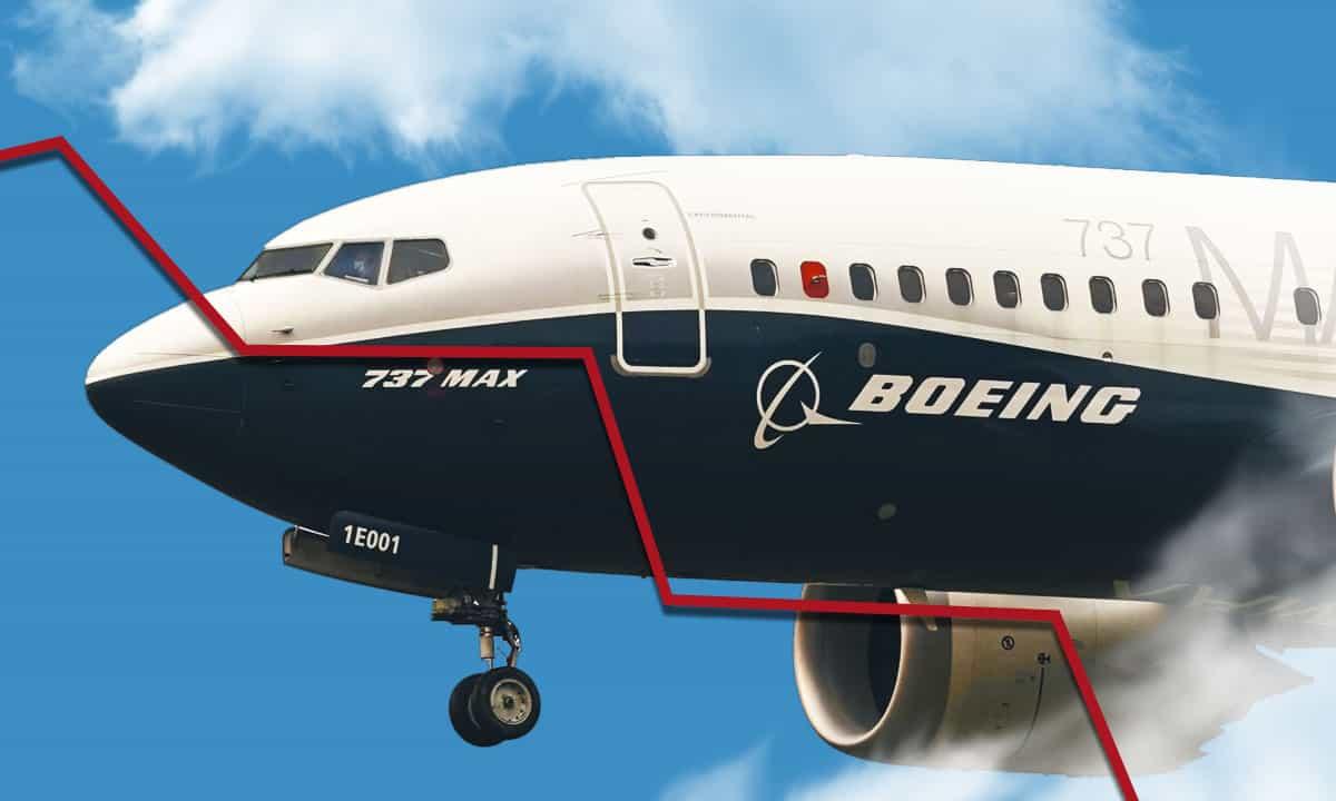 Acciones de boeing 737 MAC