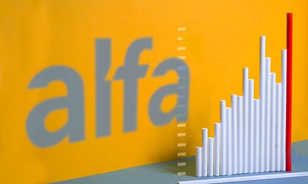 Acciones de Alfa