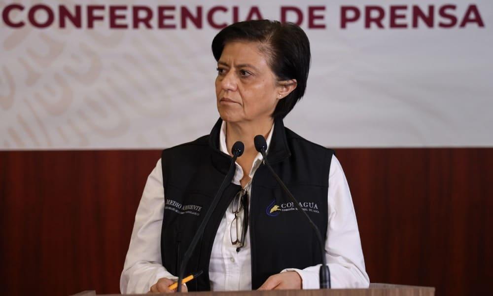 Blanca Jiménez Conagua