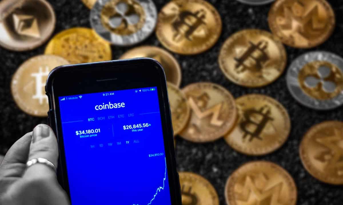 Coinbase espera buenos resultados en primer trimestre
