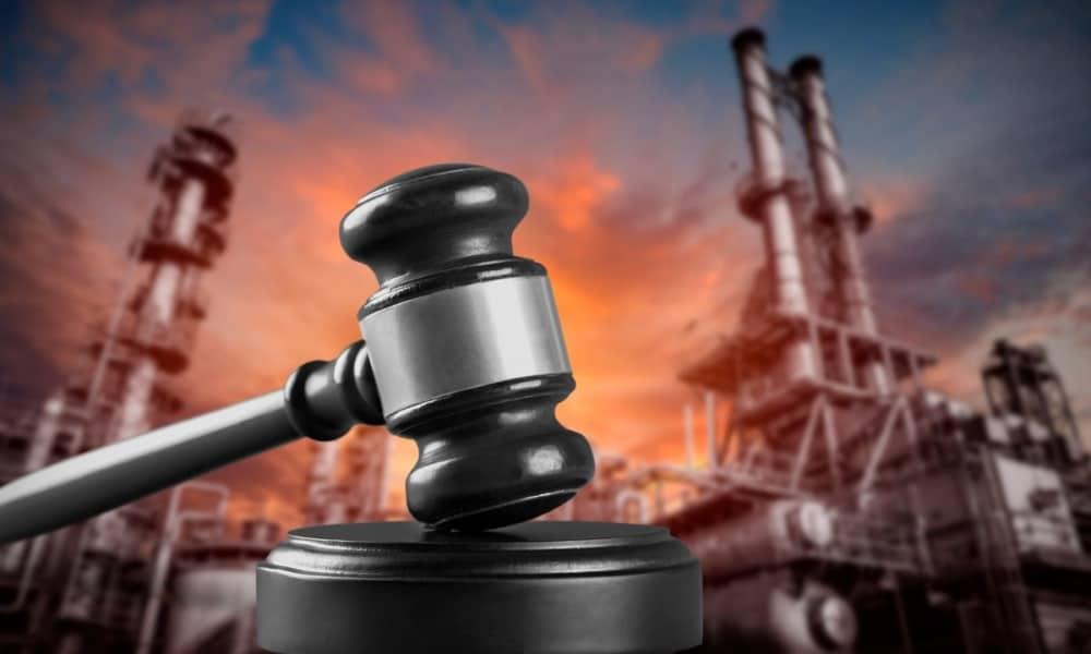 Ley de Hidrocarburos amparos abierto