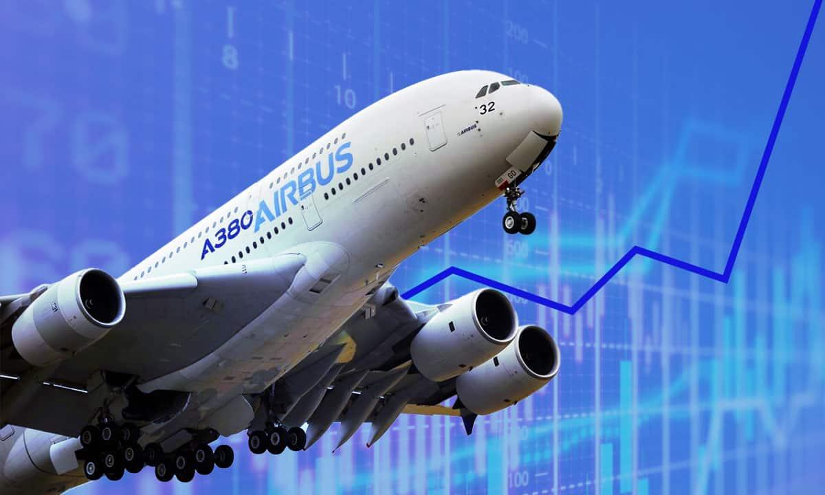 Acciones de Airbus