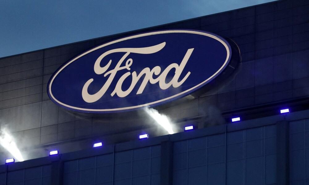 Ford autos eléctricos