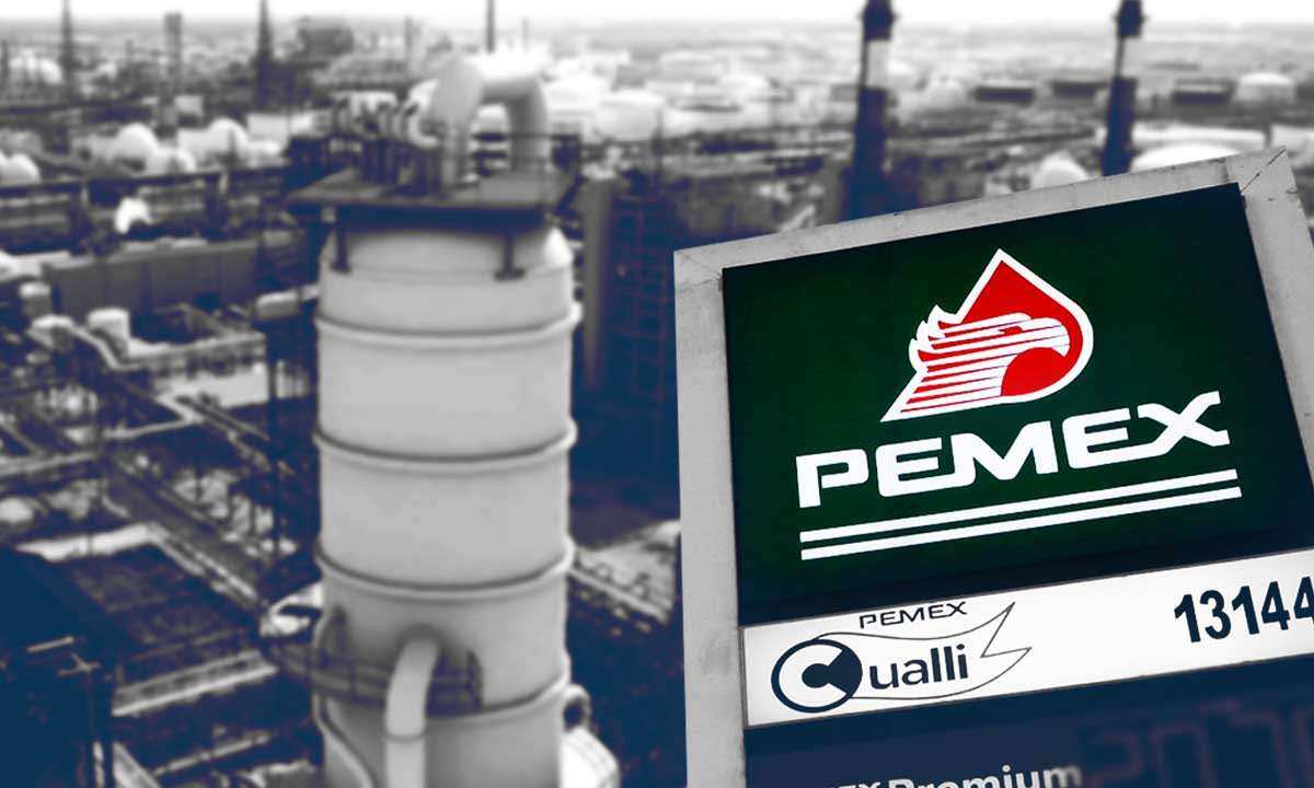 Pemex productividad