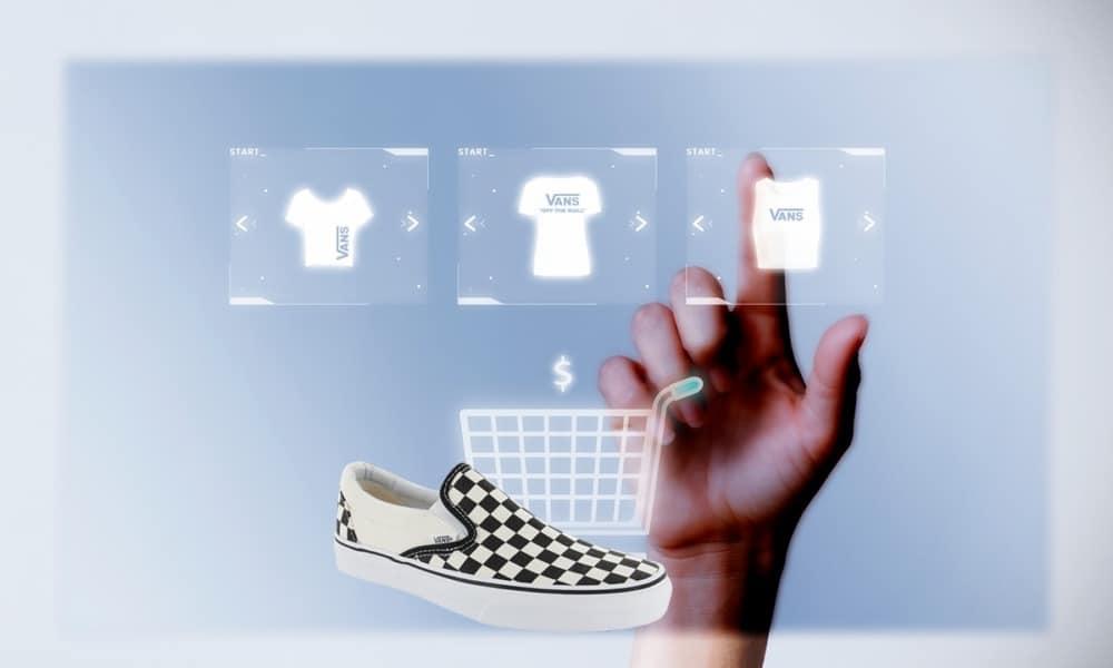 Vans tienda en línea