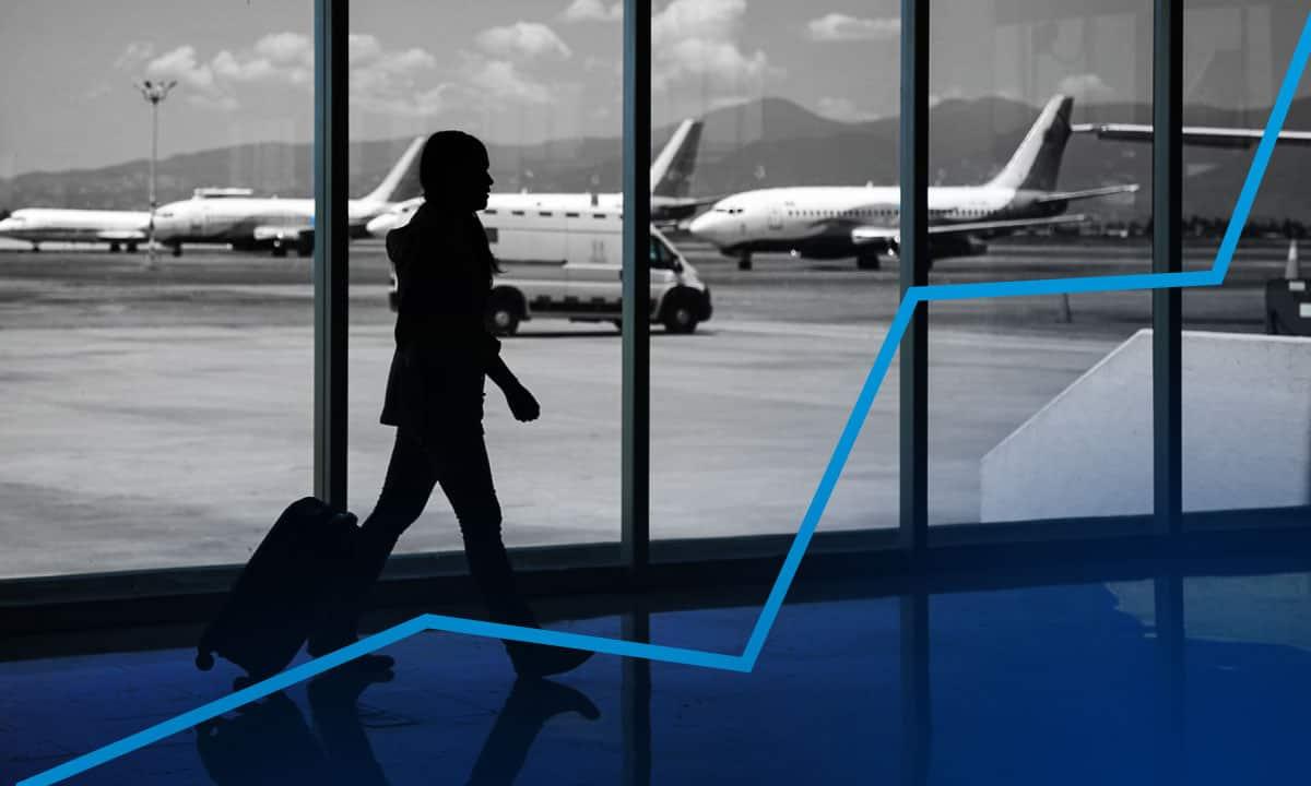 pasajeros aerolíneas