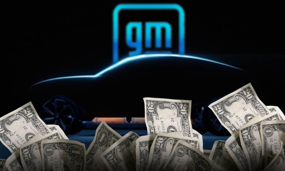 GM autos eléctricos