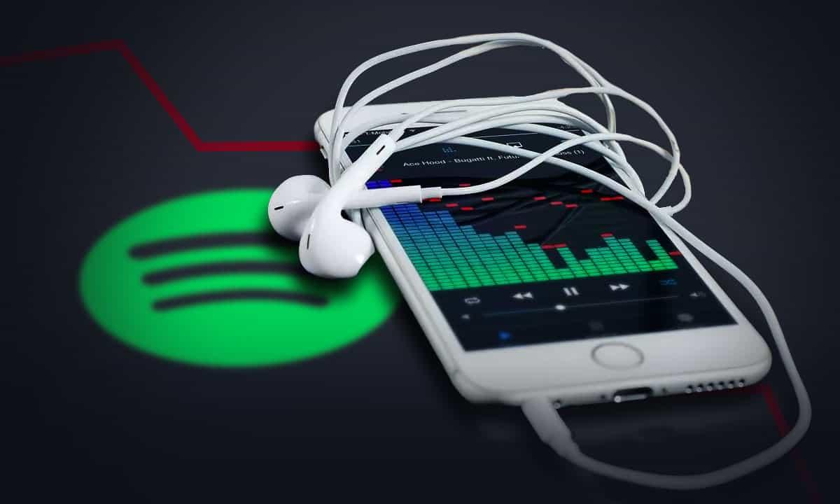 Spotify acciones