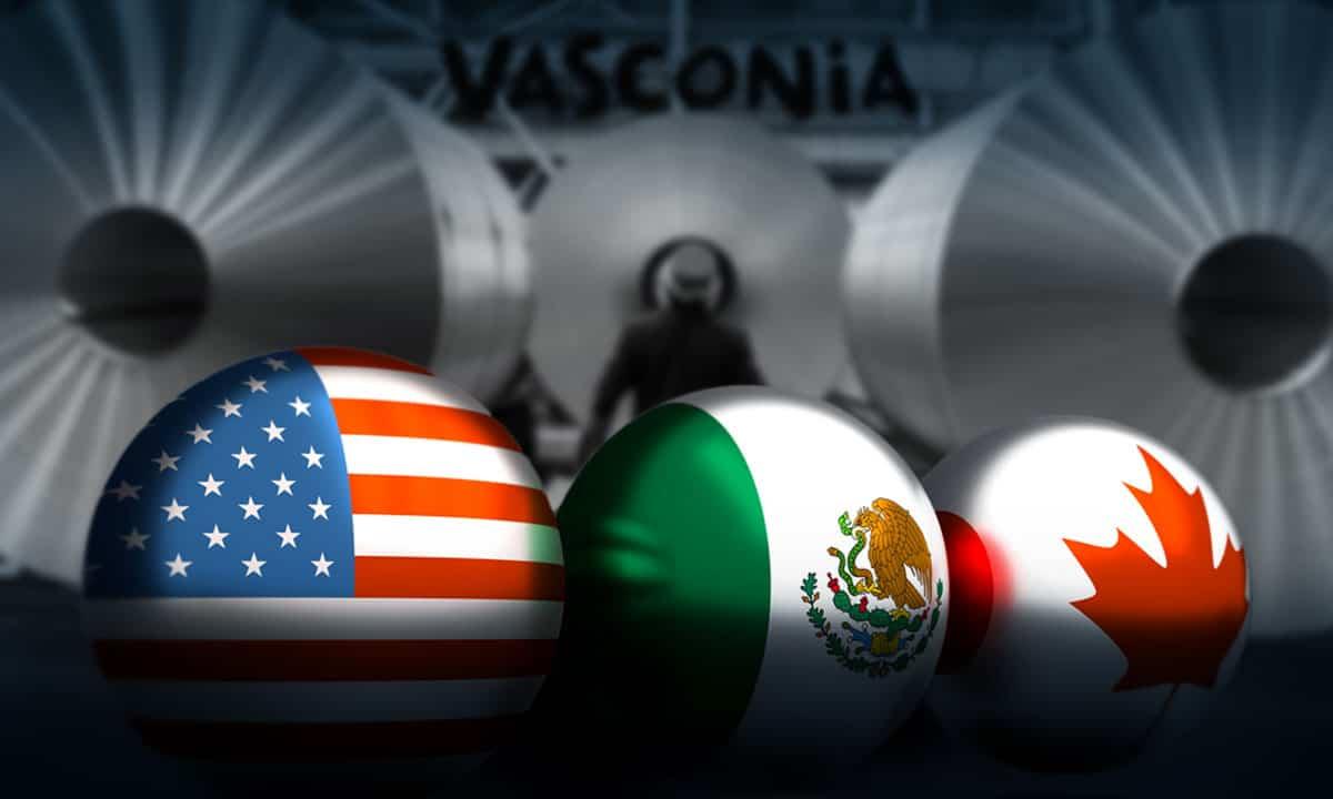 Vasconia planta Veracruz