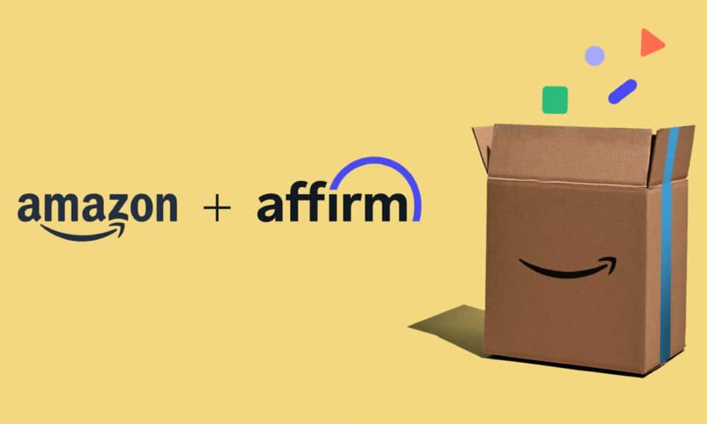 Affirm Amazon alianza