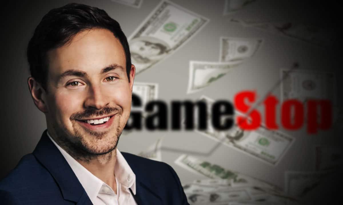 Ryan Cohen GameStop