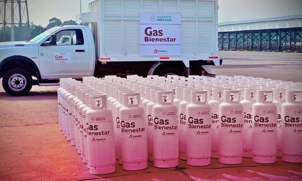 Gas Bienestar / IP