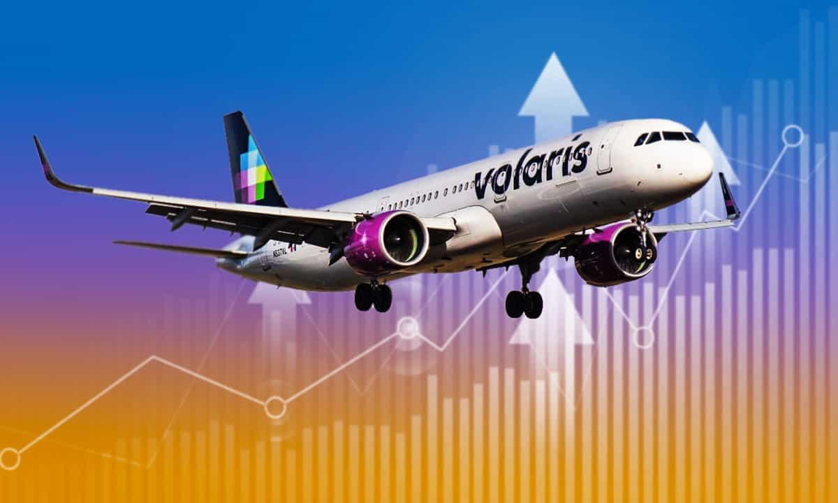 El regreso de Volaris al IPC