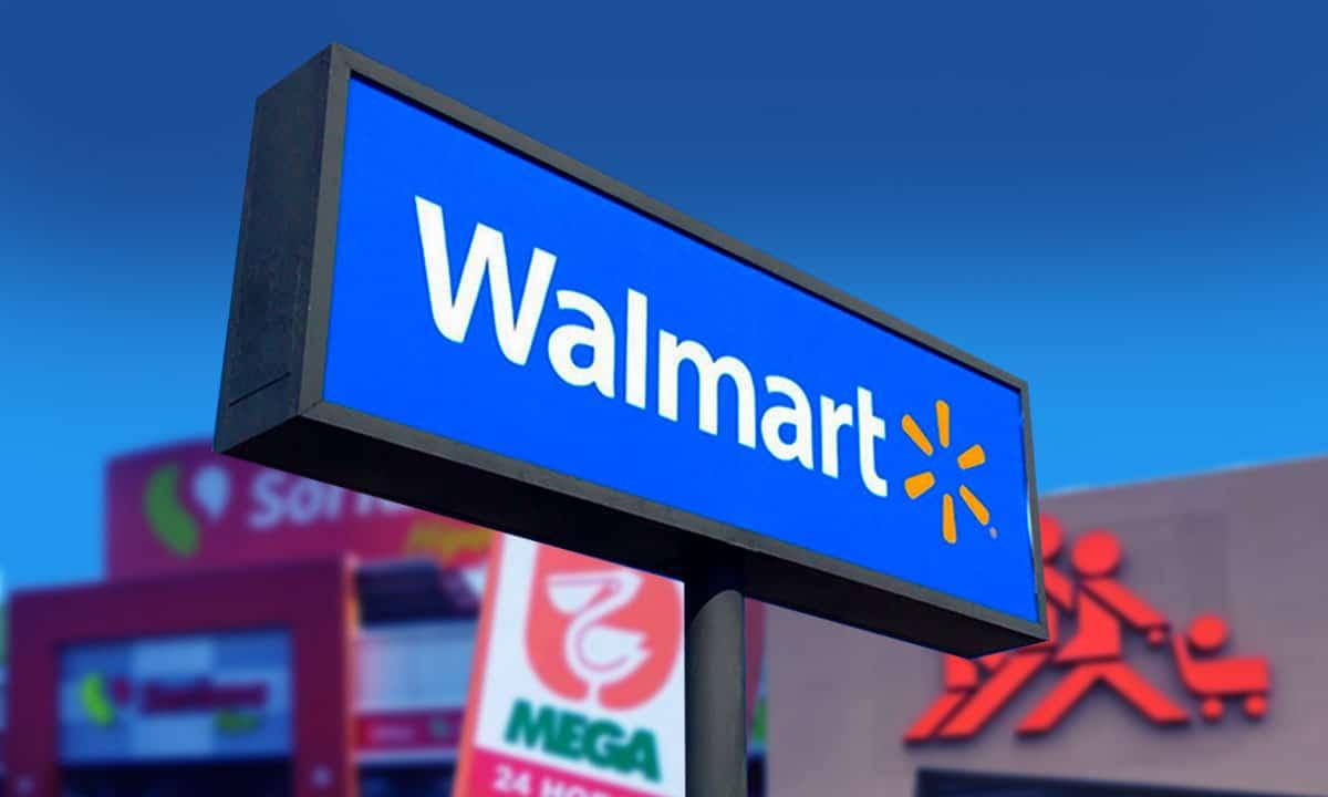 Acciones de Walmart en la BMV