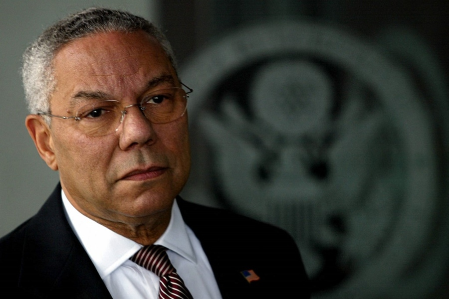 muere Colin Powell